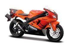 Producten getagd met Maisto Yamaha YZF-R7