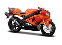 Products tagged with Yamaha YZF-R7 1:18
