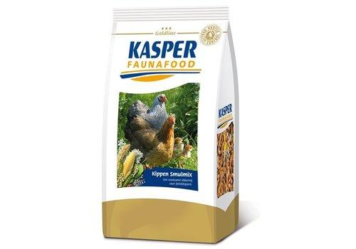 Kasper faunafood Goldline kippen smulmix
