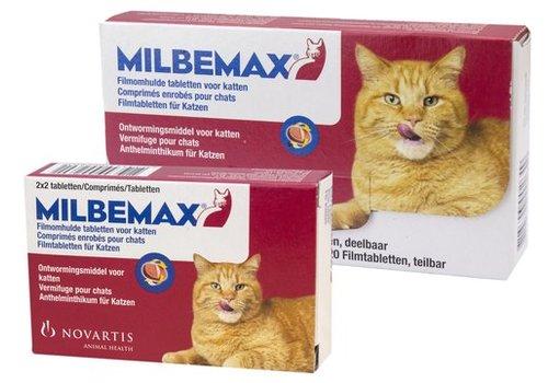 Milbemax Ontworming vanaf 2 kilo