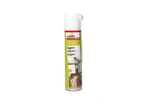 Luxan Spray tegen zilvervisjes