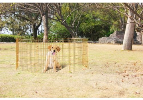 Pawise Dog Play Pen hondenren