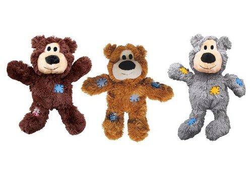 Kong Wild Knots Bears hondenknuffels