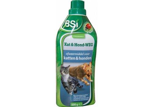 BSI Kat & Hond WEG 600 gram
