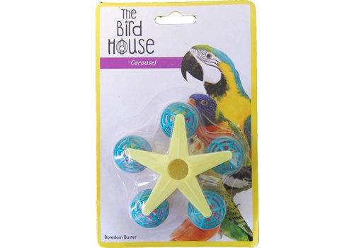 The Bird House Carousel vogelspeeltje
