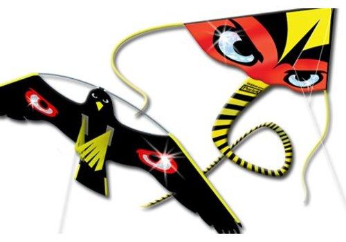 Portek Terror Hawk & Terror Kite vogelverjagers