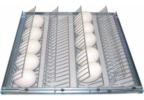 MS Broedmachines Eierrek voor 24 ganzen eieren