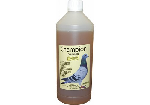 Traseco Champion evenwicht geel