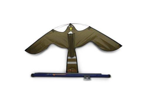 Ketrop Hawk-Kite vogelverschrikker 7 meter