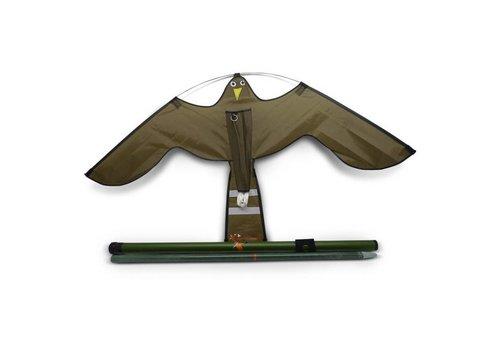 Ketrop Hawk Kite vogelverschrikker 10 meter