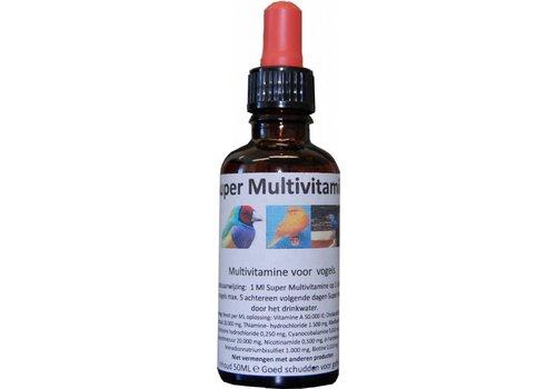 Sjoerd Zwart Super Multivitamine 50 ml