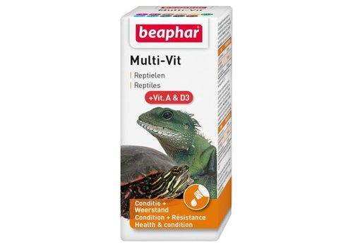 Beaphar Multi-Vit voor reptielen 20 ml