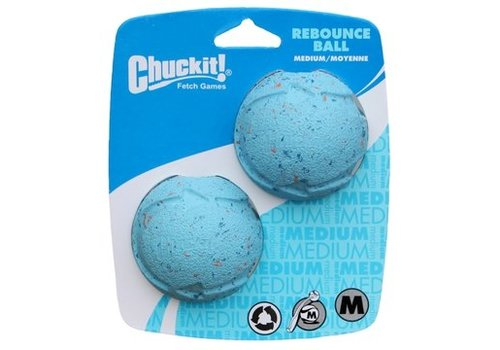 Chuckit Rebounce Ball 2 stuks