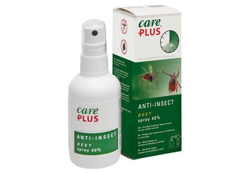 Care Plus Anti-Insect 40%  deet spray