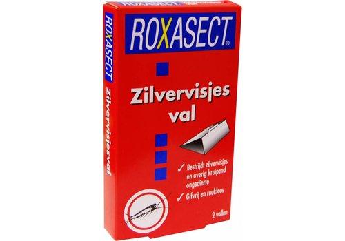 Roxasect Zilvervisjes val 2 stuks