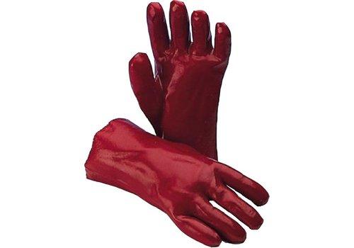 Chembarrier PVC handschoenen 40 cm