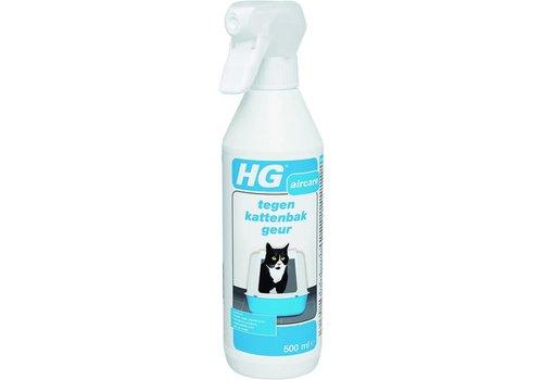 HG tegen kattenbakgeur