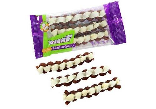Braaaf Twister Double 3 stuks