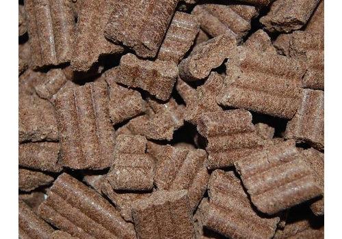 JUNAI Geperste wafel vleesbrok 20KG