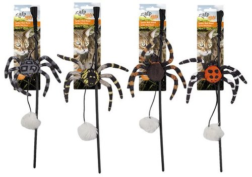 All For Paws Natural Spider Wand