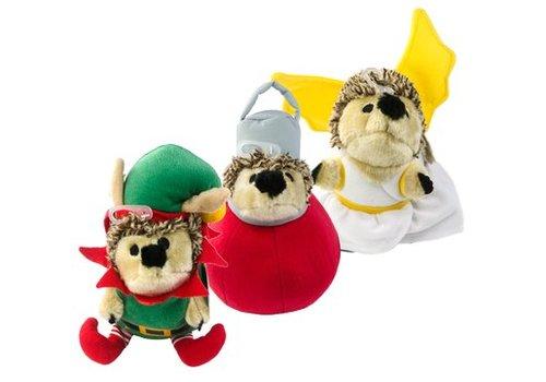 Zoobilee Heggies - kerstknuffels