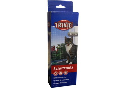Trixie Katten beschermingsnetten transparant