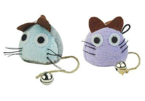Crazy Cat Funny Mouse met catnip