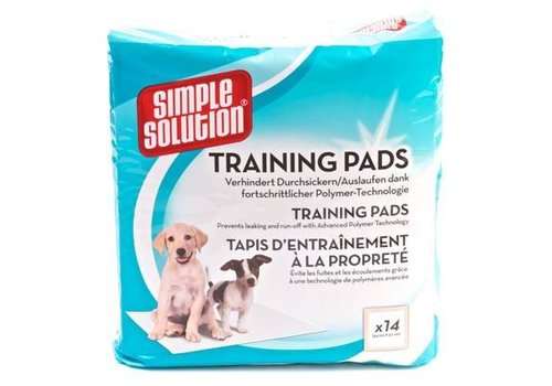Simple solution Puppy training pads
