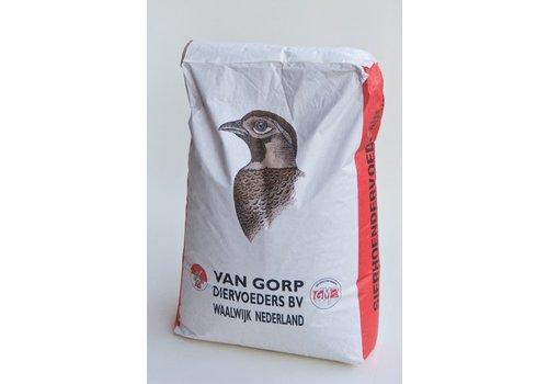 Van Gorp Kalkoenkorrel mest 20 kg