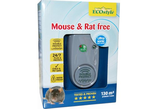 ECOstyle Mouse & Rat free double protect 130