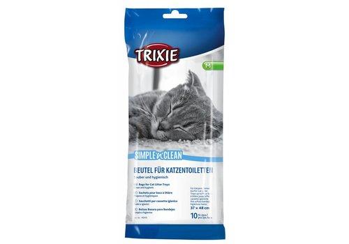 Trixie Simple'n'Clean kattenbakzakken