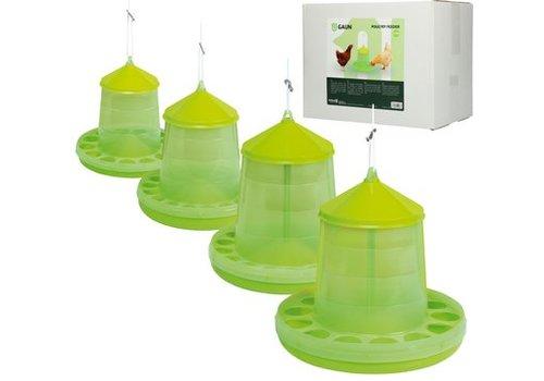 Gaun Voertoren Lime groen