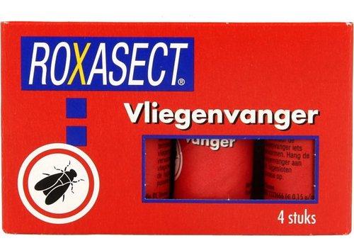 Roxasect Vliegenvangers, set van 4