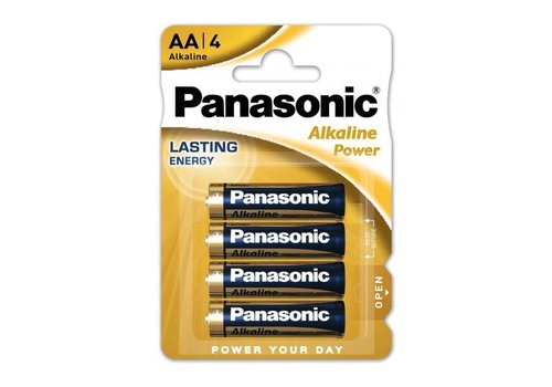 Panasonic AA batterijen 4 stuks