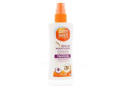 Zensect Tropical afweermiddel tegen muggen