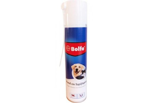 Bayer Bolfo Mand en Tapijt spray 400 ml