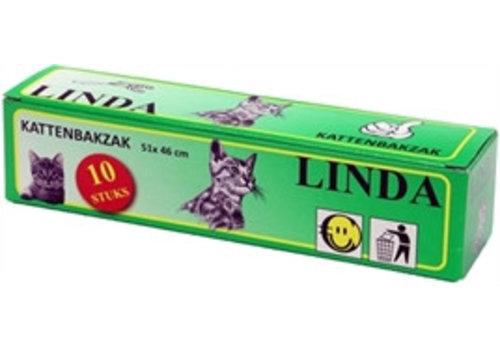 Linda Kattenbakzak 10st.