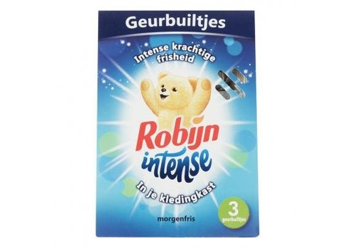 Robijn Geurbuiltjes Intense Morgenfris - 3st.