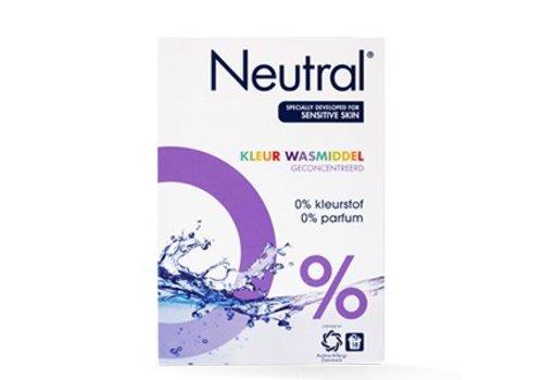 Neutral Kleur Wasmiddel Geconcentreerd 3 kg