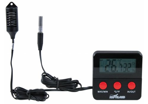 Trixie Thermo-/hygrometer digitaal met afstandssensor