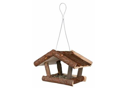 Trixie Natuurlijk houten Voederhuis