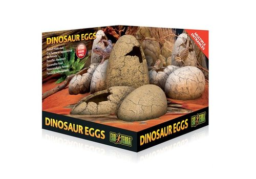 Exo Terra Dinosaurus-eieren