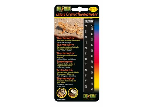 Exo Terra LCD Thermometer Horizontaal