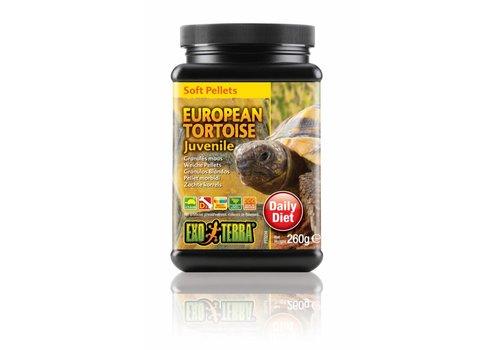 Exo Terra Soft Pellets Jonge Europese Schildpad