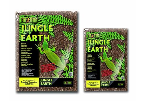 Exo Terra Jungle Earth