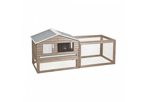 Duvo+ Woodland konijnenhok snoozer cottage