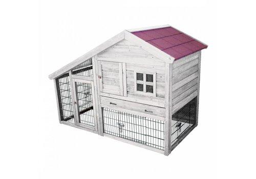 Duvo+ Woodland konijnenhok tridolf cottage