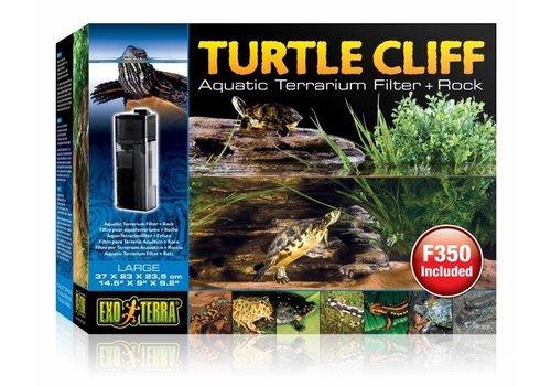 Exo Terra Turtle Cliff met filter