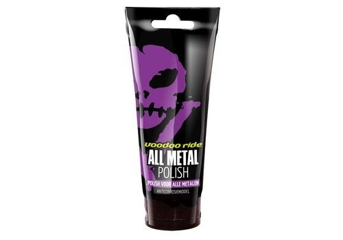 Voodoo Ride All Metal Polish