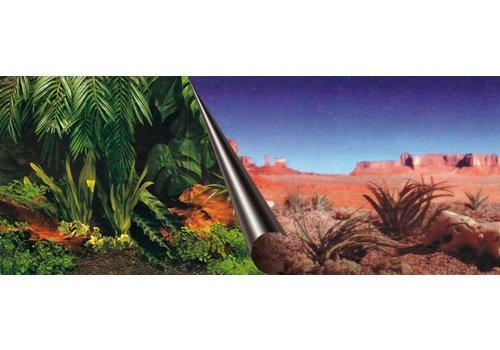 Ebi Achterwand Jungle & Desert